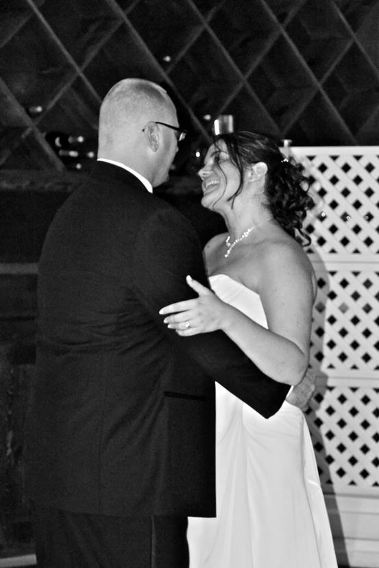 Barrus Wedding - Bride & Groom's first dance