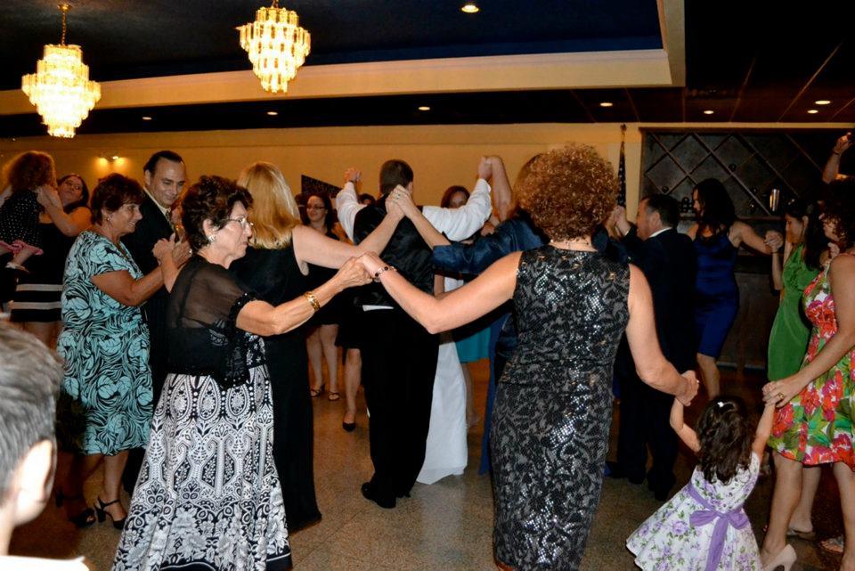 Barrus Wedding - Greek wedding dance