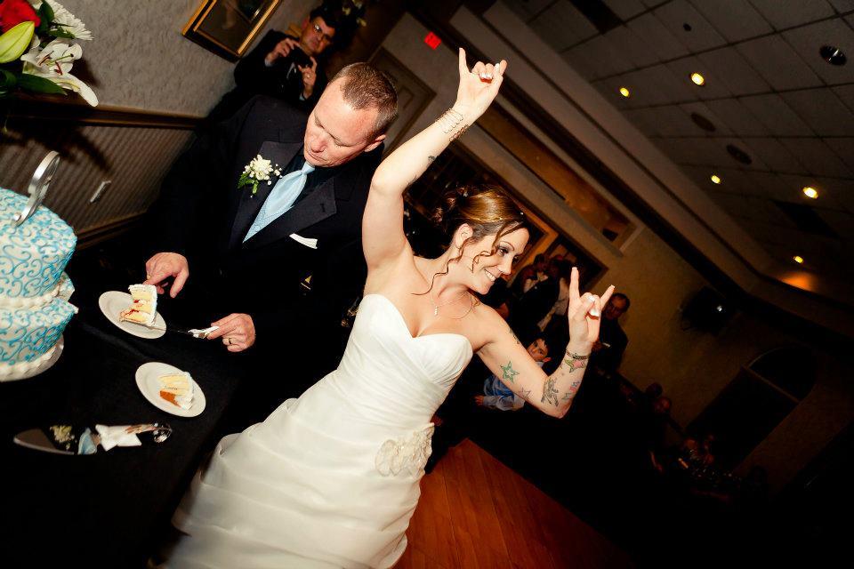 Behnke Wedding - It's time to boogie