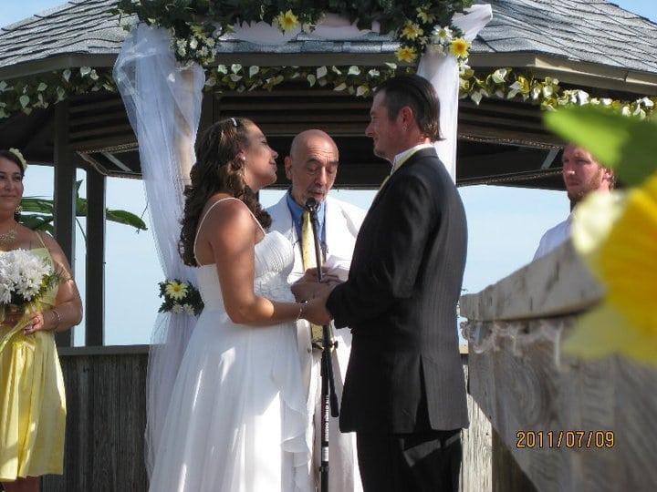 Stevenson Wedding - I now pronounce you husband & wife