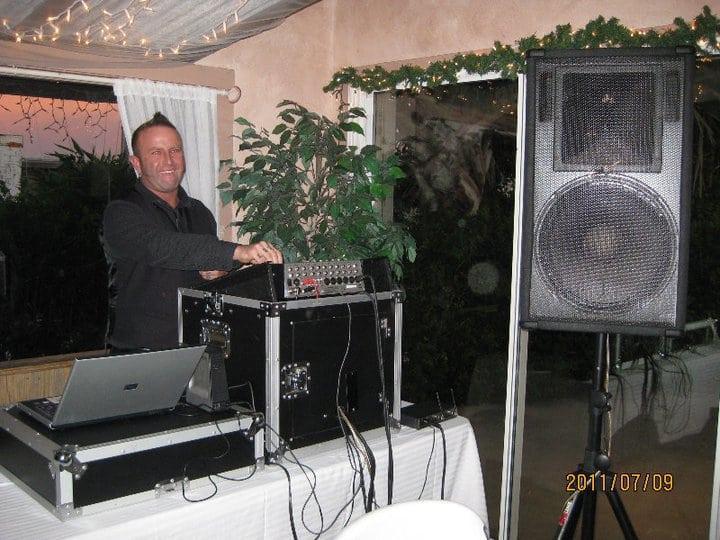 Stevenson Wedding - Wired for sound