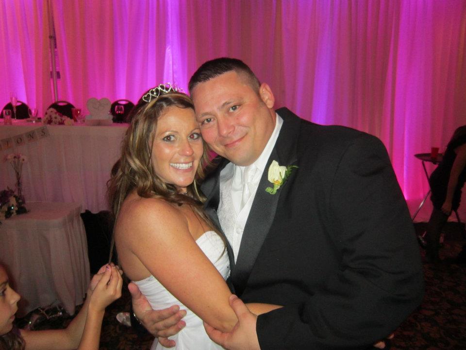 Weiner Wedding - Big smiles on their special day