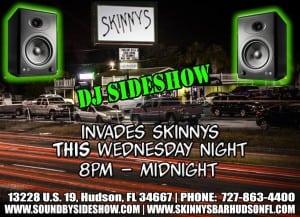 Guest DJ Spot @ Skinny's Bar & Grill | Hudson | Florida | United States