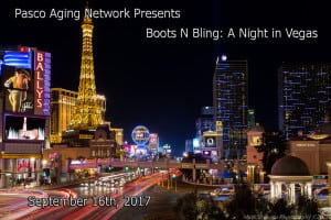 Pasco Aging Network Boots N Bling - A Night in Vegas @ Verizon Center | New Port Richey | Florida | United States