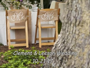 Clement & Leeson Wedding @ Private Addresss | Masaryktown | Florida | United States