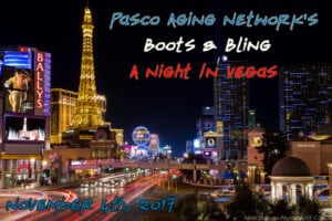 Pasco Aging Network Boots N Bling - A Night in Vegas @ Verizon Center   New Port Richey   Florida   United States
