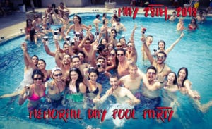 Memorial Day Pool Party @ Avila Country Club | Tampa | Florida | United States
