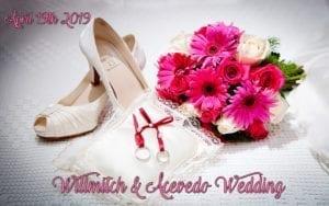 Willmitch & Acevedo Wedding @ Crystal Ballroom North Tampa