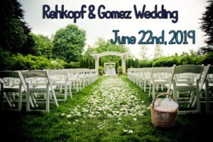 Rehkopf & Gomez Wedding @ Lake House | Spring Hill | Florida | United States