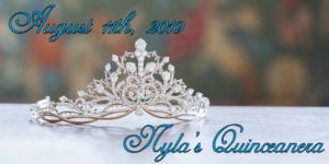 Nyla's Quinceanera @ Peace Hall | New Port Richey | Florida | United States