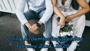 Urling & Gemberling Wedding @ Faith United Methodist Church | Hudson | Florida | United States