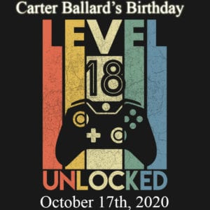 Carter Ballard's 18th Birthday @ Water's Edge Community Center | New Port Richey | Florida | United States