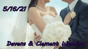 Devens & Clement Wedding @ Daytona Hilton Oceanfront Resort
