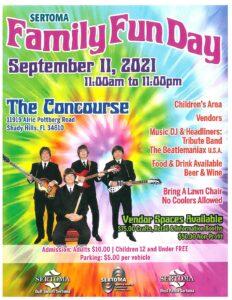 Sertoma Family Fun Day @ The Concourse